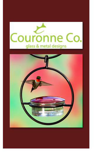 Couronne Hummingbird Feeders