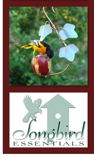 Songbird Essentials Fruit Feeders