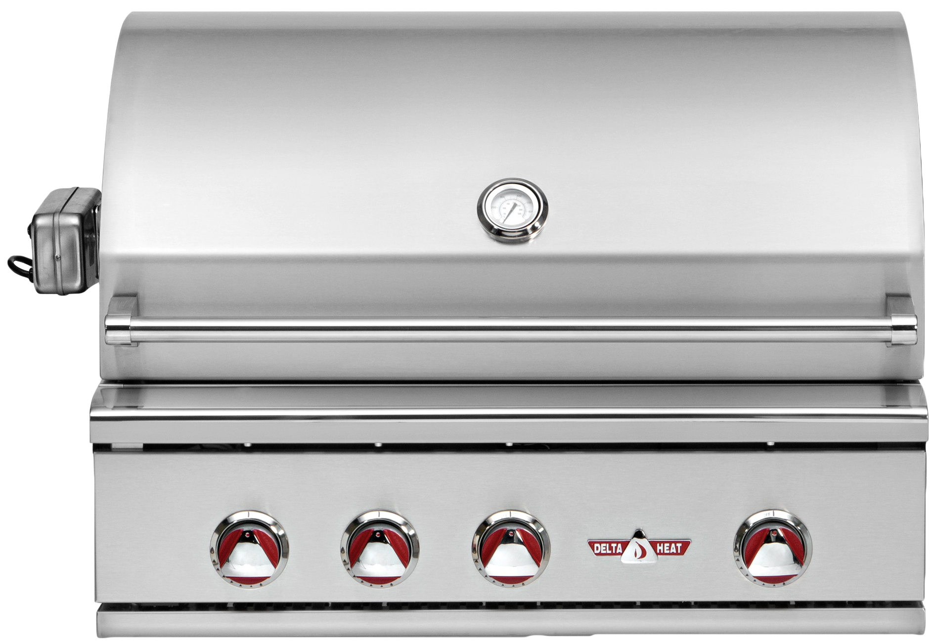 32 inch stainless steel built-in gas grill