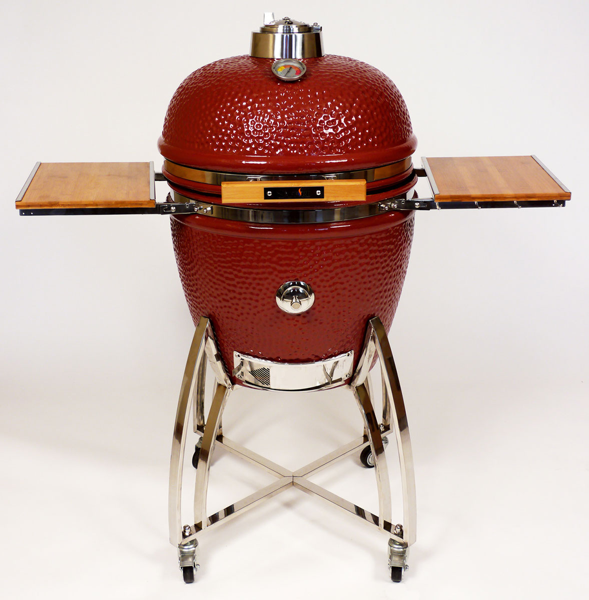 2014 Red Saffire Grill & Smoker