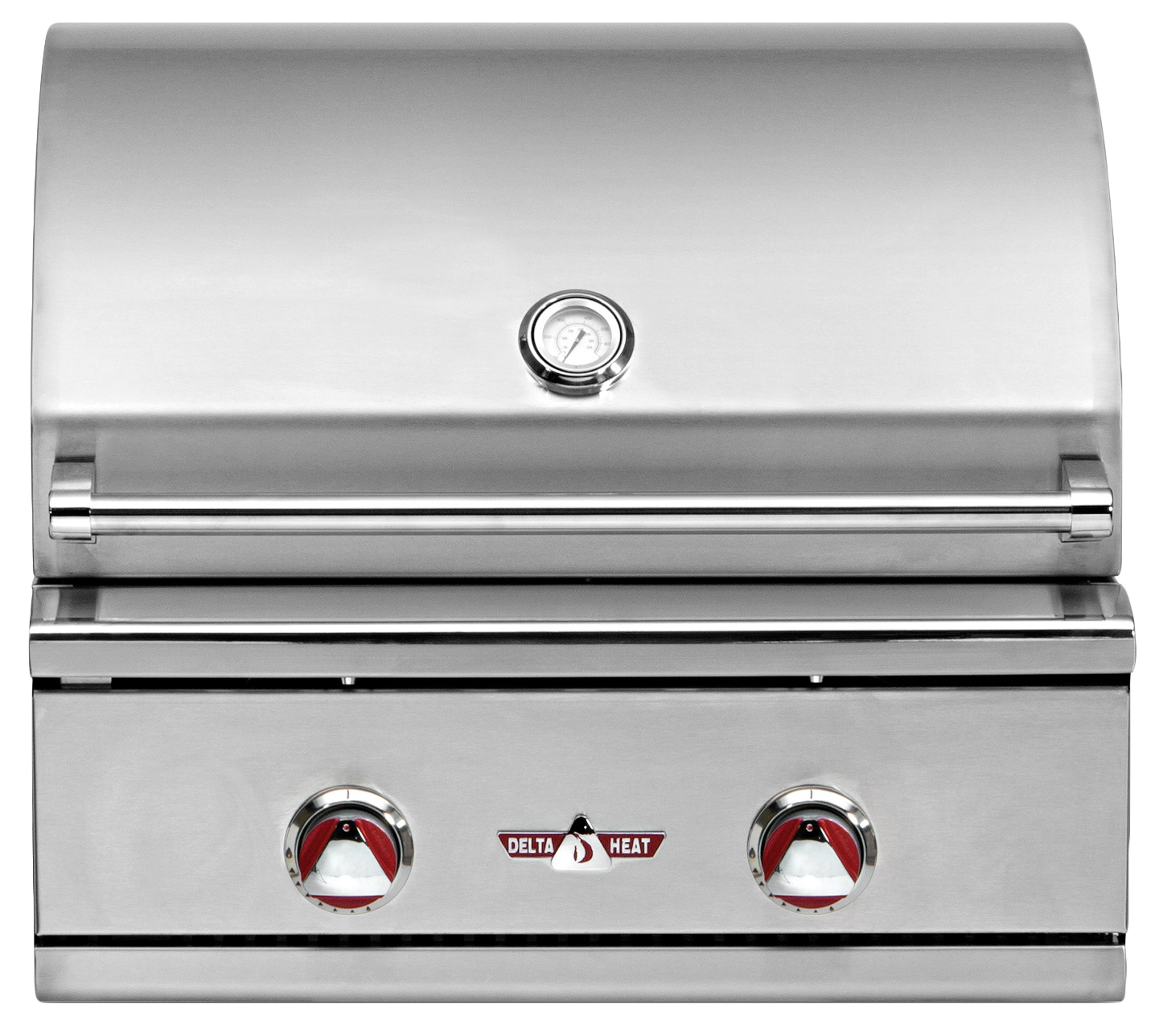 26 inch stainless steel built in gas grill