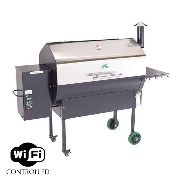 Jim Bowie Grill - Stainless Stell with WiFi