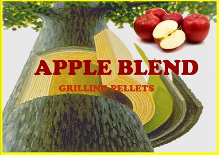 Apple Blend Smoking Pellets