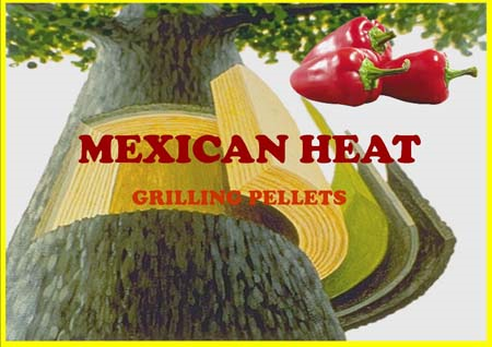 Mexican Heat Smoking Pellets