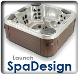 Launch Bullfrog's Spa Designer