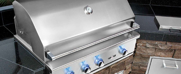 Delta Heat Built-In Gas Grills
